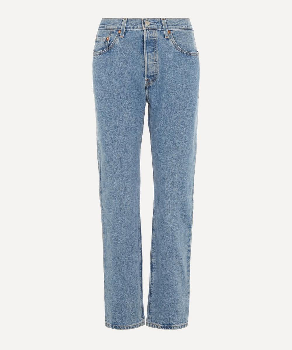 Levi's Made & Crafted - 501 High Rise Jeans