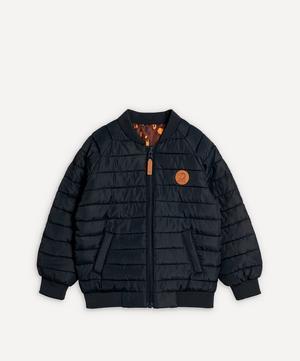 Leopard Insulator Jacket 2-8 Years