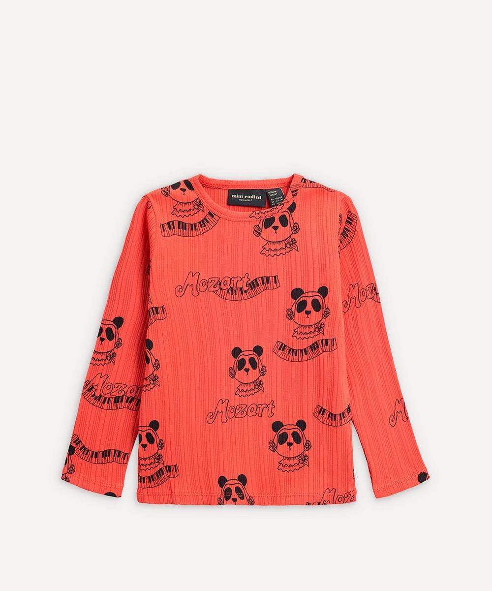 Mini Rodini - Mozart Long-Sleeved T-Shirt 2-6 Years
