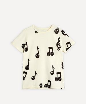 Notes T-Shirt 2-8 Years