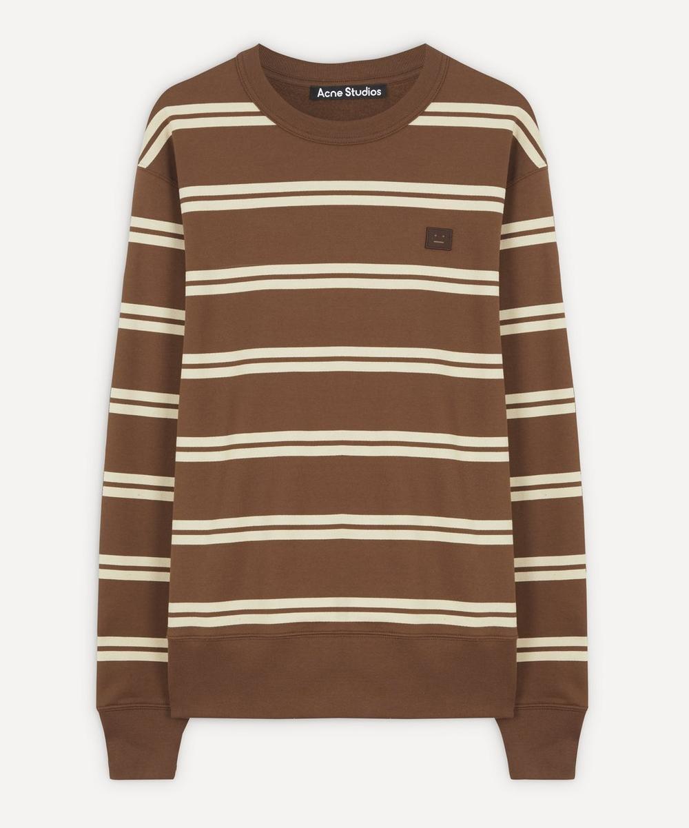 Acne Studios - Fairview Stripe Cotton Sweater