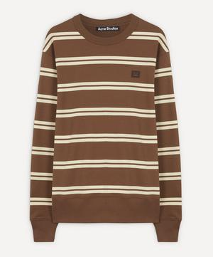 Fairview Stripe Cotton Sweater