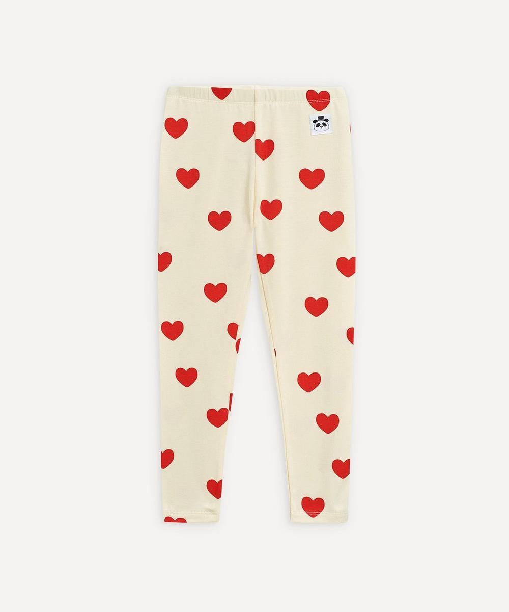 Mini Rodini - Hearts Leggings 2-8 Years