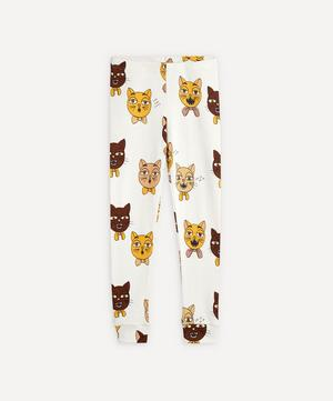 Cat Choir Leggings 2-6 Years