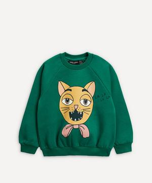 Cat Choir Sweatshirt 2-8 Years