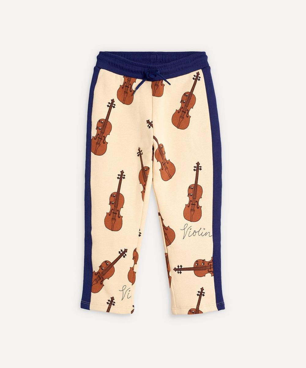 Mini Rodini - Violin Sweatpants 2-8 Years