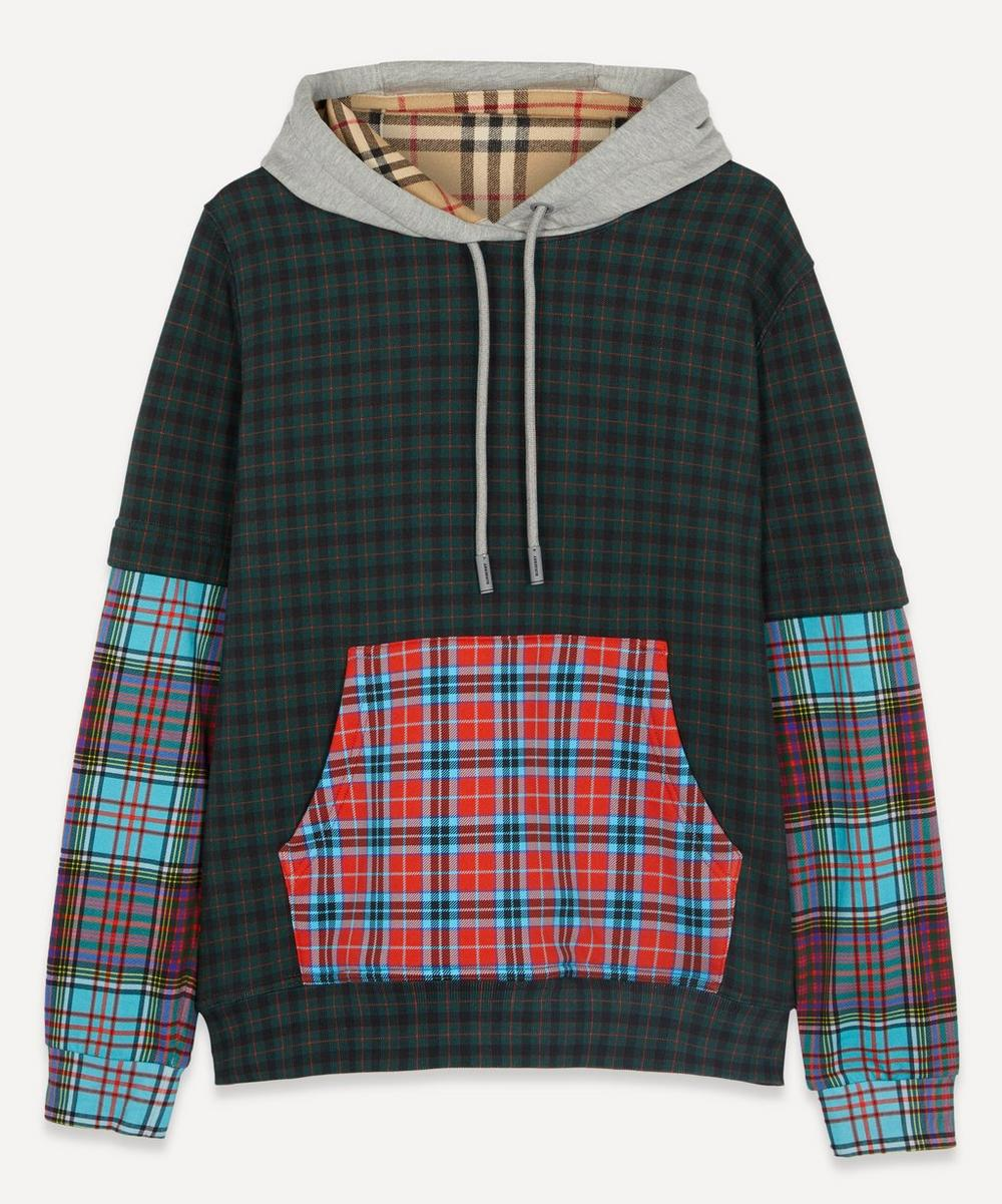 Burberry - Hallows Patchwork Hooded Sweatshirt