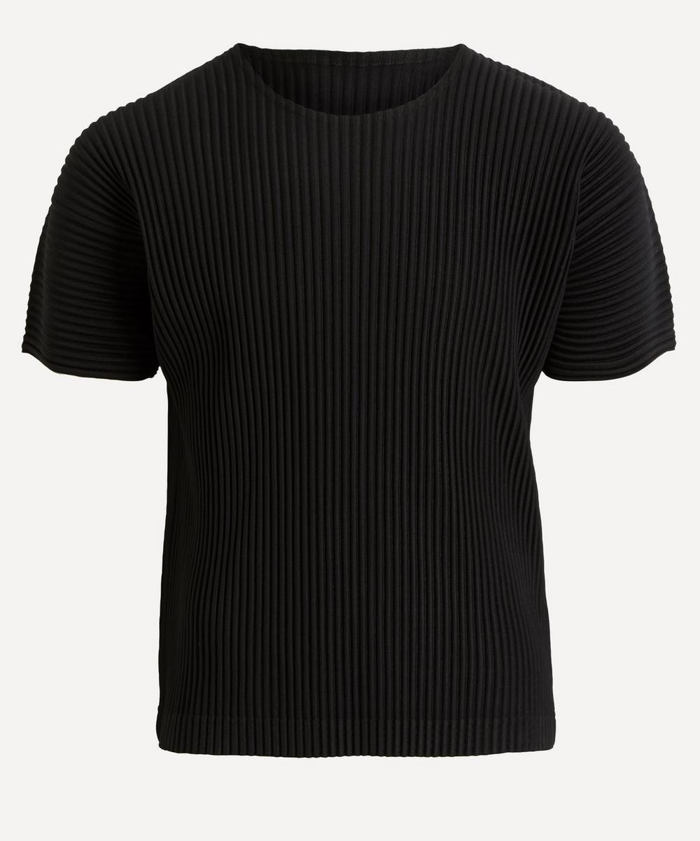 HOMME PLISSÉ ISSEY MIYAKE - Core Short-Sleeve T-Shirt