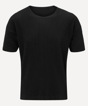 Core Button-Up Polo-Shirt