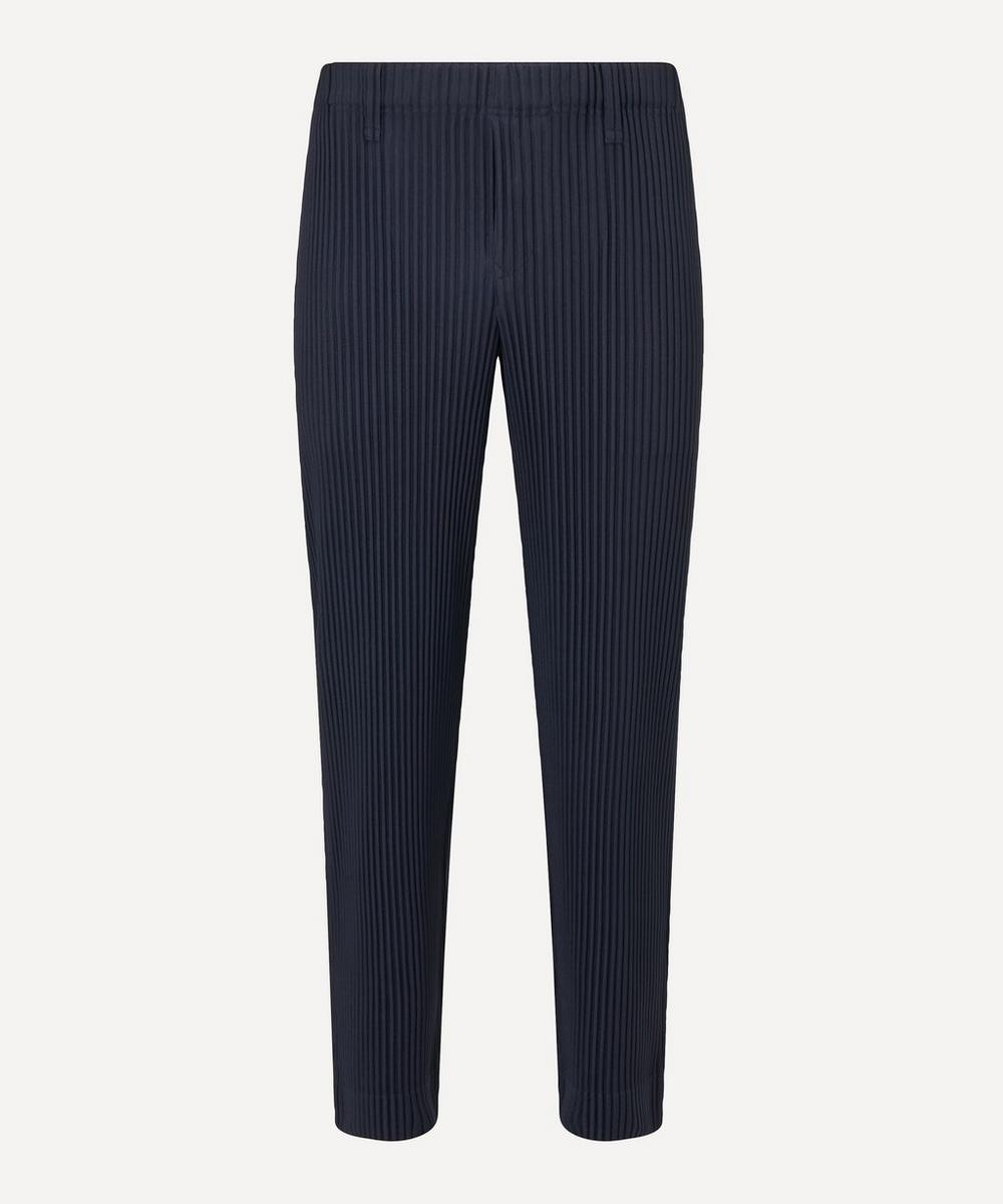 HOMME PLISSÉ ISSEY MIYAKE - Core Tapered Pleated Trousers