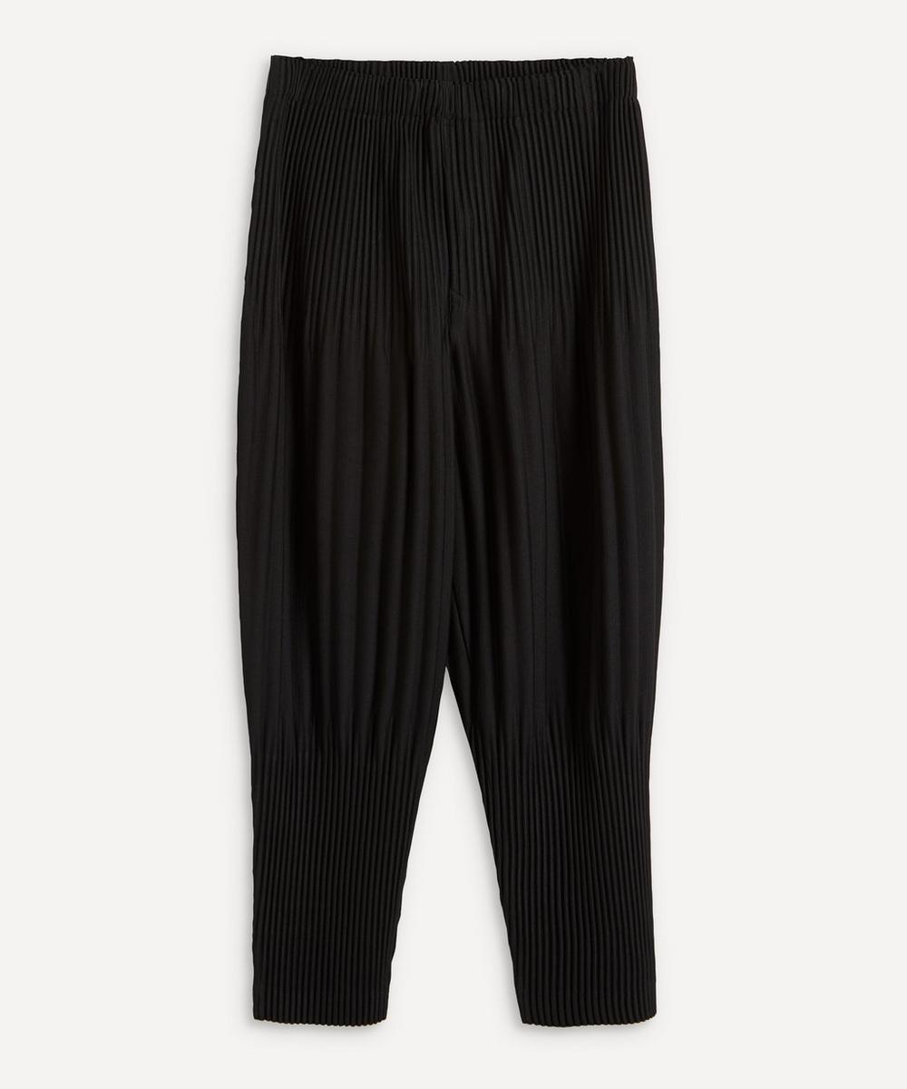 HOMME PLISSÉ ISSEY MIYAKE - Core Balloon Pleated Trousers