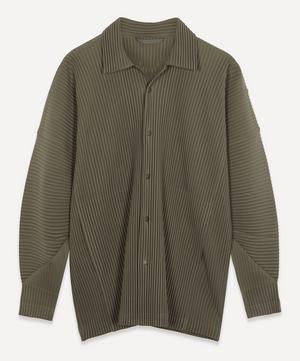 Button-Up Pocket Shirt