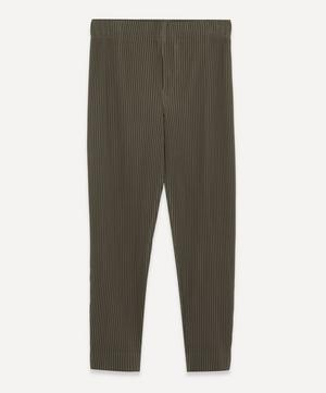 Balloon Pleated Trousers