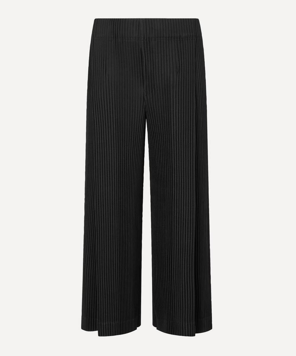HOMME PLISSÉ ISSEY MIYAKE - Wide-Leg Pleated Trousers