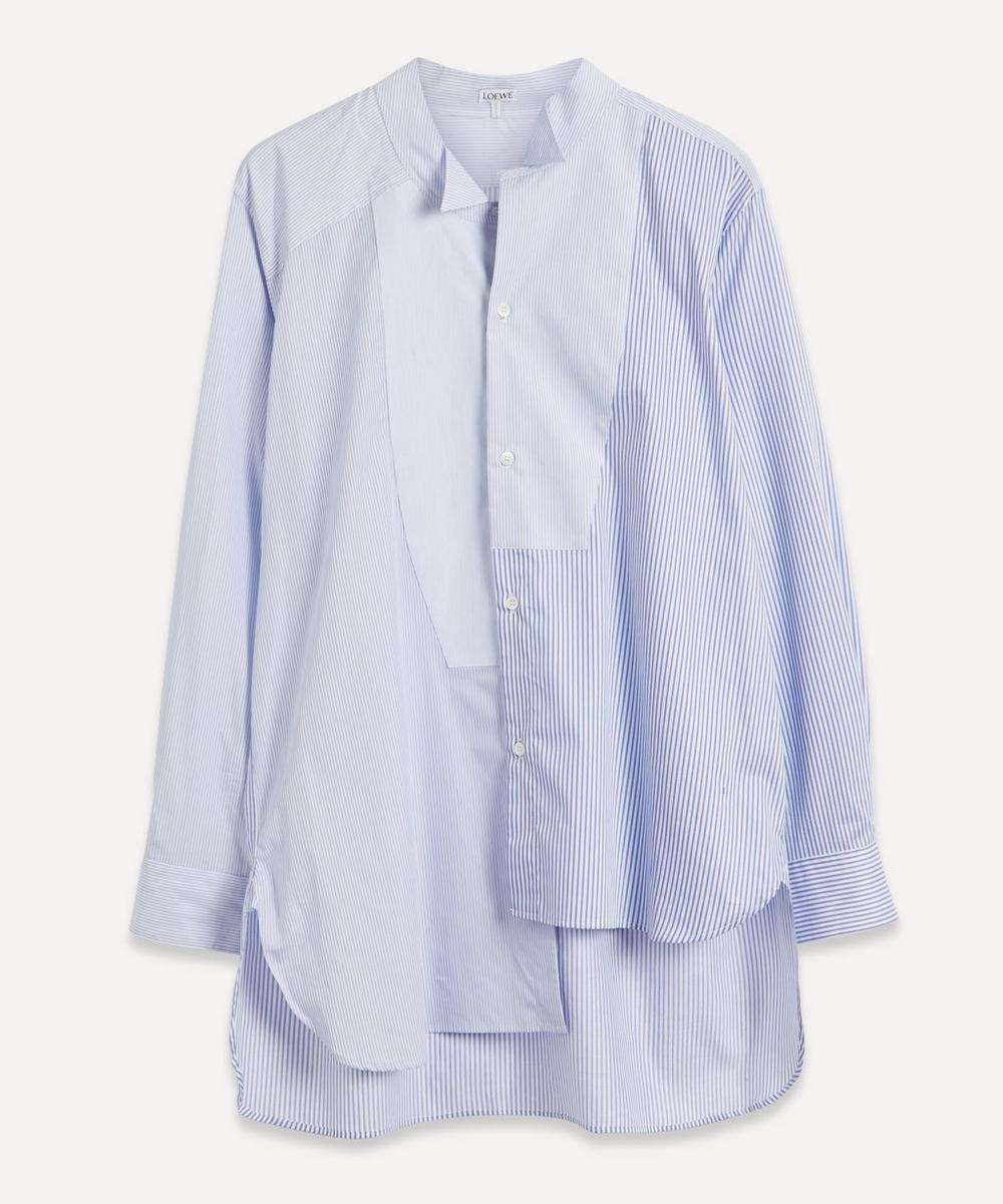 Loewe - Patchwork Asymmetric Shirt