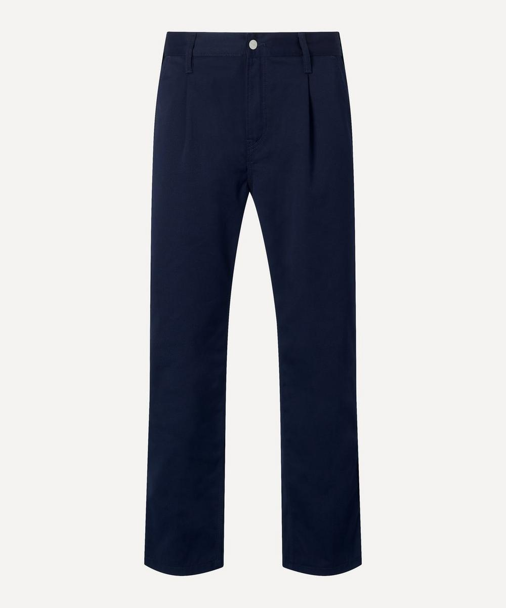 Carhartt WIP - Abbott Tapered Twill Trousers