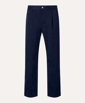Abbott Tapered Twill Trousers