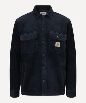 Whitsome Cord Shirt Jacket