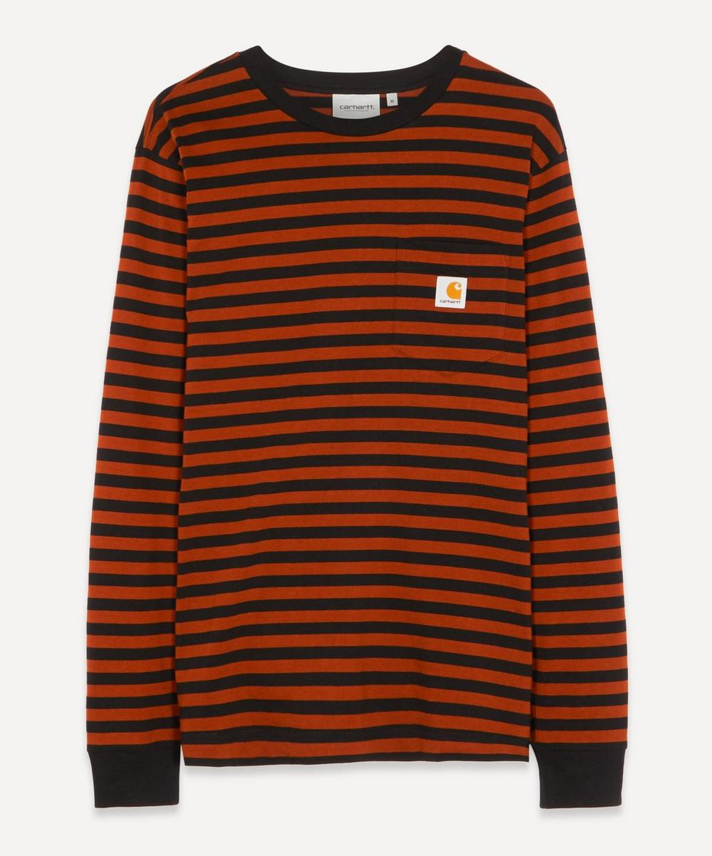 Carhartt WIP - Parker Stripe Long-Sleeve T-Shirt