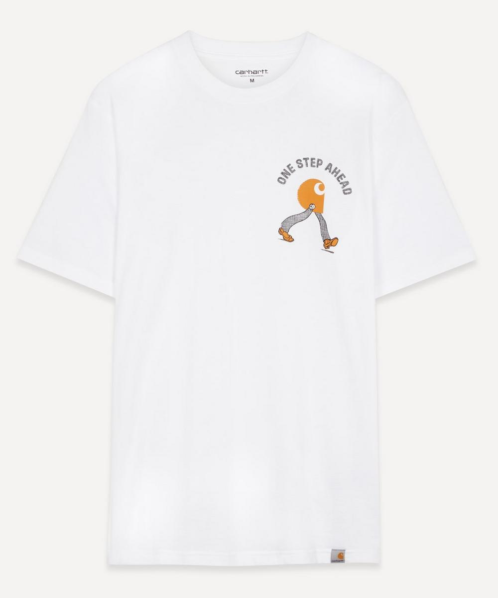 Carhartt WIP - One Step Ahead Print T-Shirt