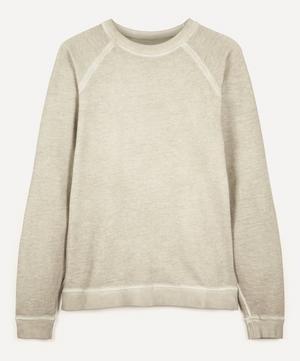Cold Dye Rivet Sweater