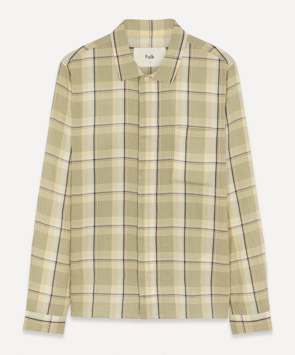 Folk - Patch Shirt