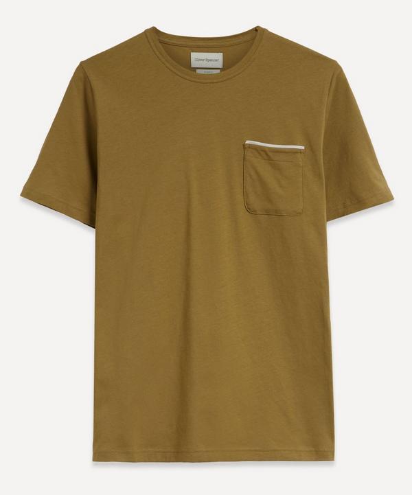 Oliver Spencer - Oli Trim Pocket T-Shirt