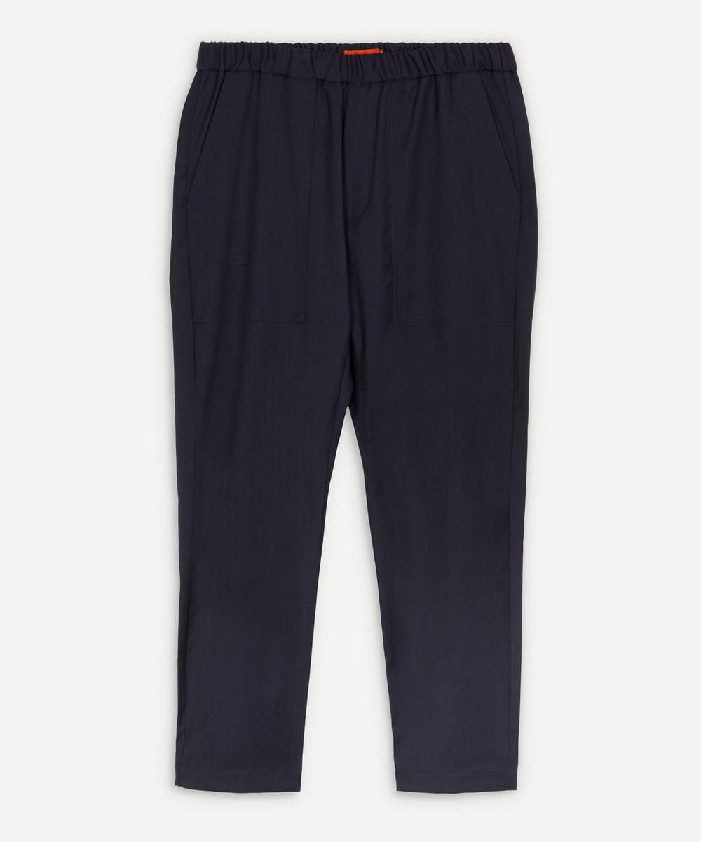Barena - Trabaco Drawstring Trousers