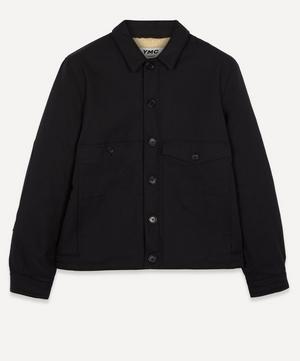 Pinkley Faux Fur-Lined Jacket