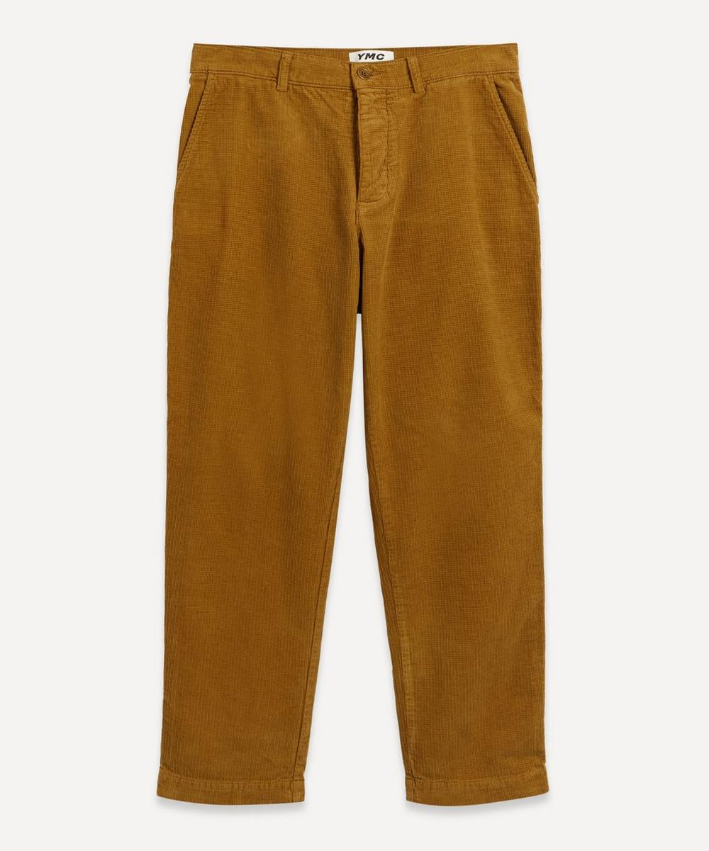 YMC - Hand Me Down Organic Cotton Cord Trousers