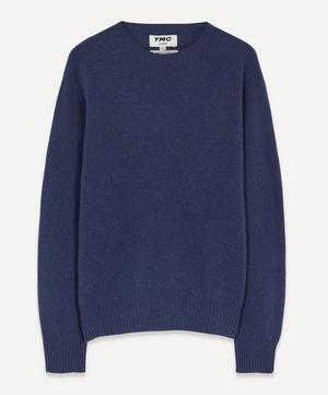 Exclusive Boxy Cashmere-Wool Jumper