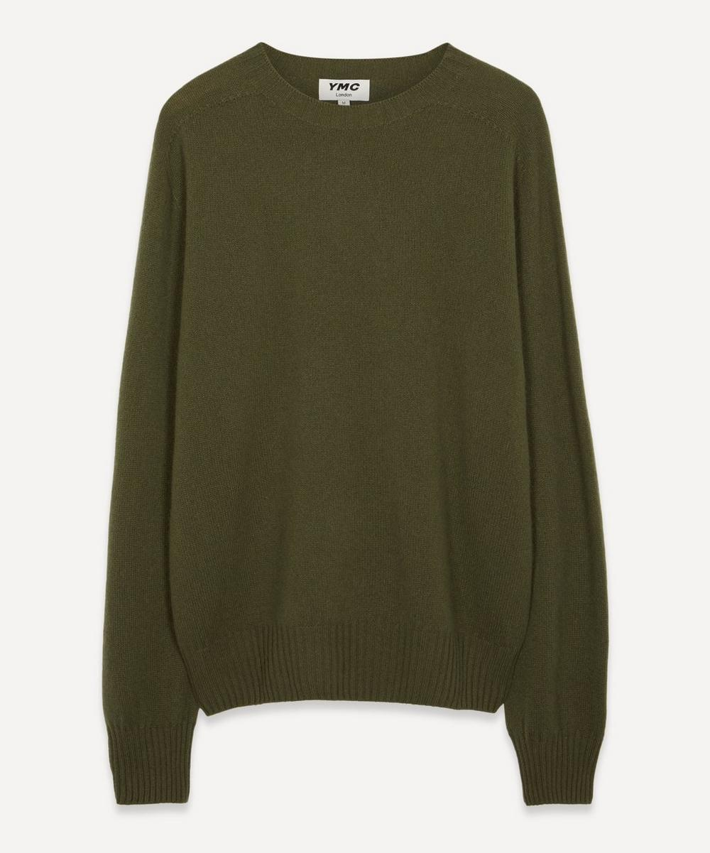 YMC - Exclusive Boxy Cashmere-Wool Jumper