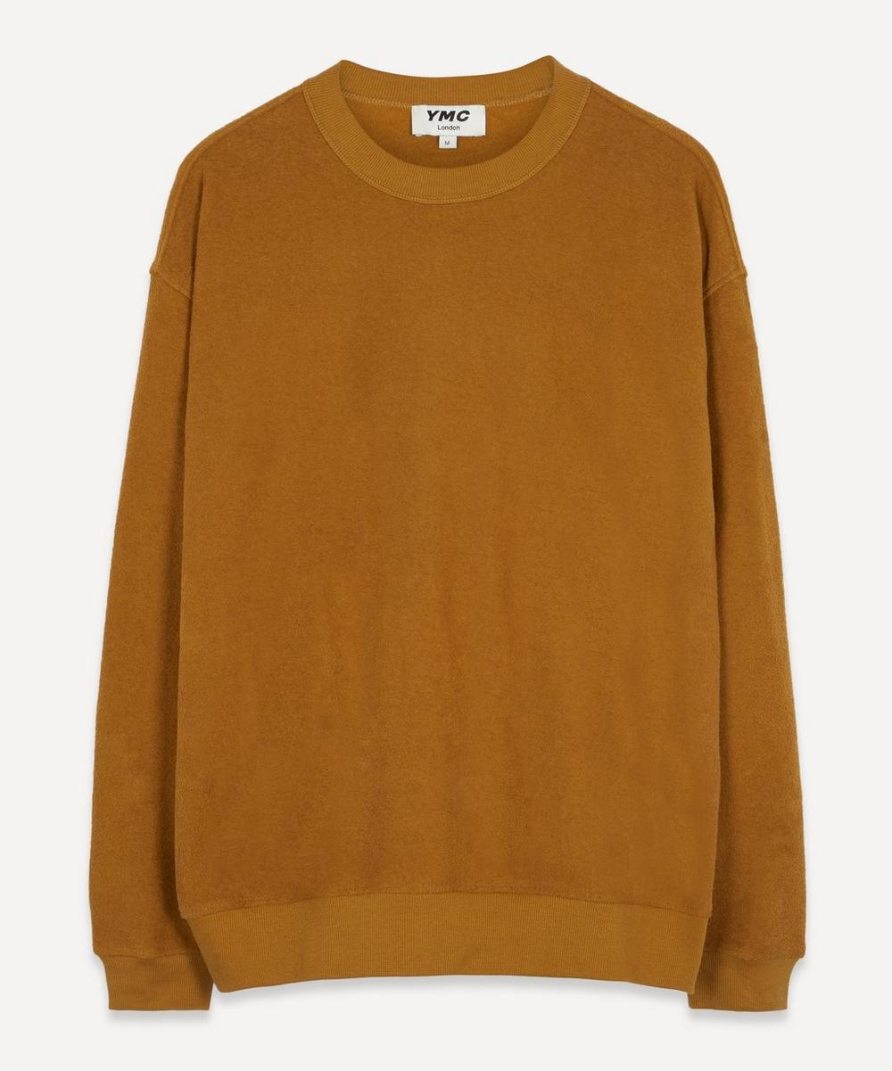 YMC - Terry Fleece Long-Sleeve Top
