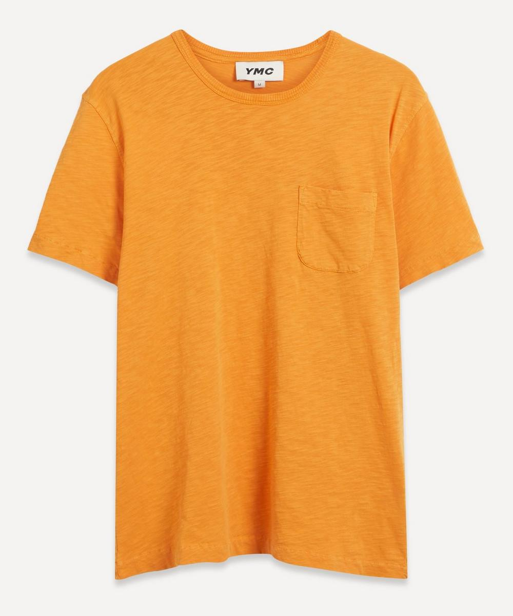 YMC - Wild Ones Slub Cotton Pocket T-Shirt
