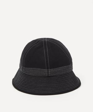 Gilligan Wool-Blend Flannel Bucket Hat