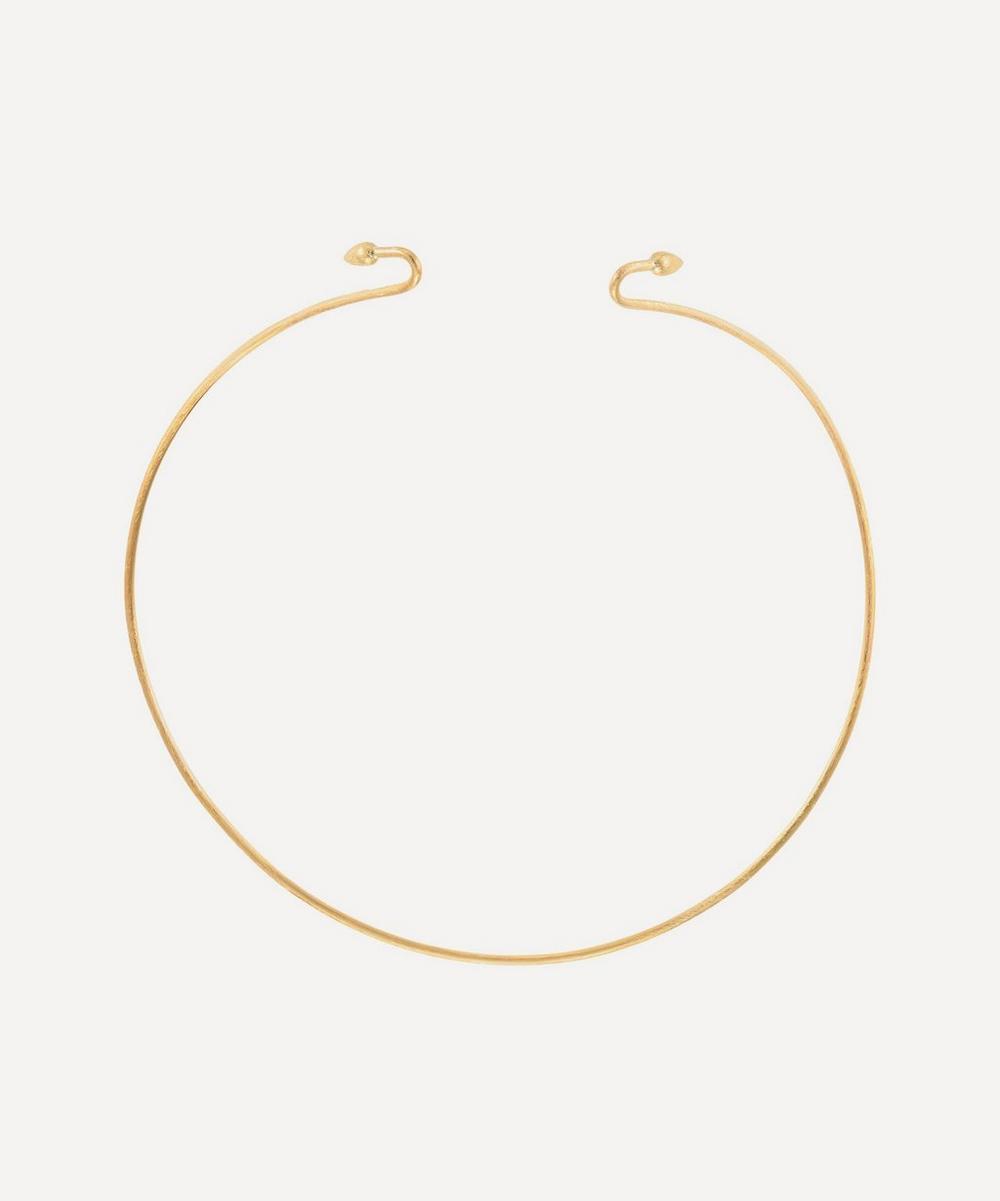 Annoushka - 18ct Gold Garden Party Choker Necklace