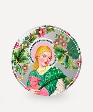 Santa Agnese Medium Decorative Mirror