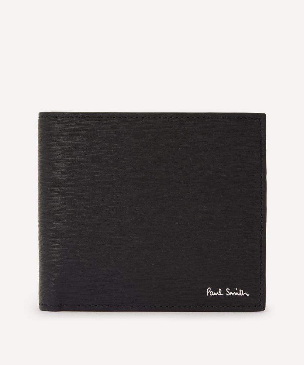 Paul Smith - Colour Block Leather Billfold Wallet