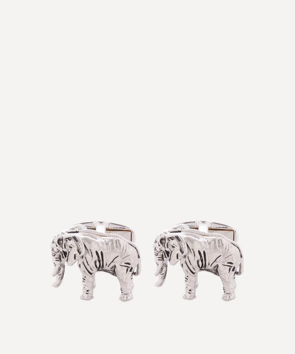 Paul Smith - Elephant Cufflinks