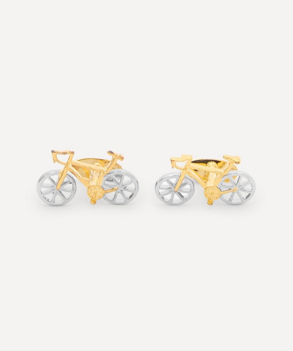 Paul Smith - Racing Bicycle Cufflinks