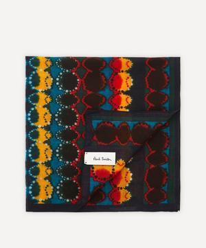 Bruno Dot Print Pocket Square