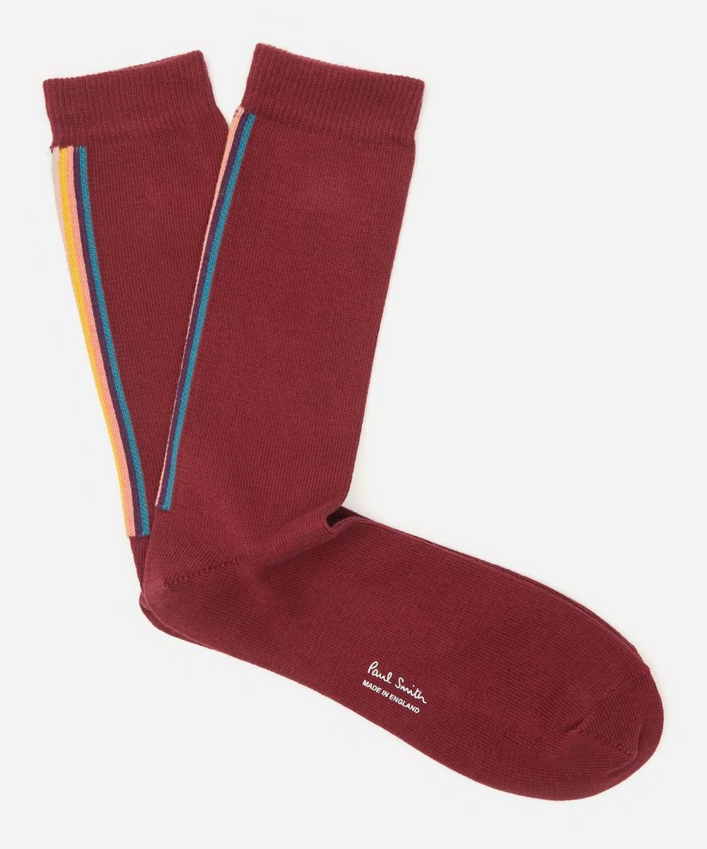 Paul Smith - Vertical Artist Stripe Socks