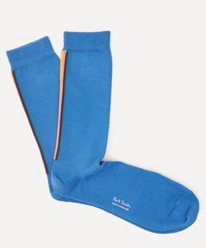 Vertical Artist Stripe Socks