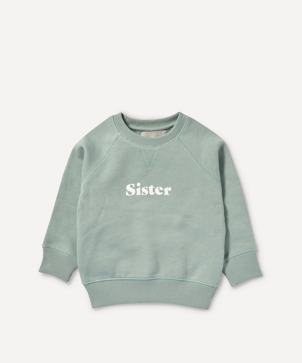 Bob & Blossom - Sister Cotton-Blend Sweatshirt 1-6 Years