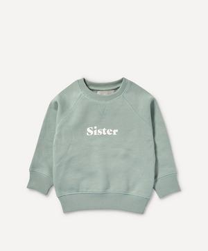 Sister Cotton-Blend Sweatshirt 1-6 Years