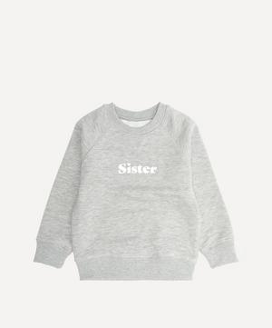 Sister Cotton-Blend Sweatshirt 1-6 Years