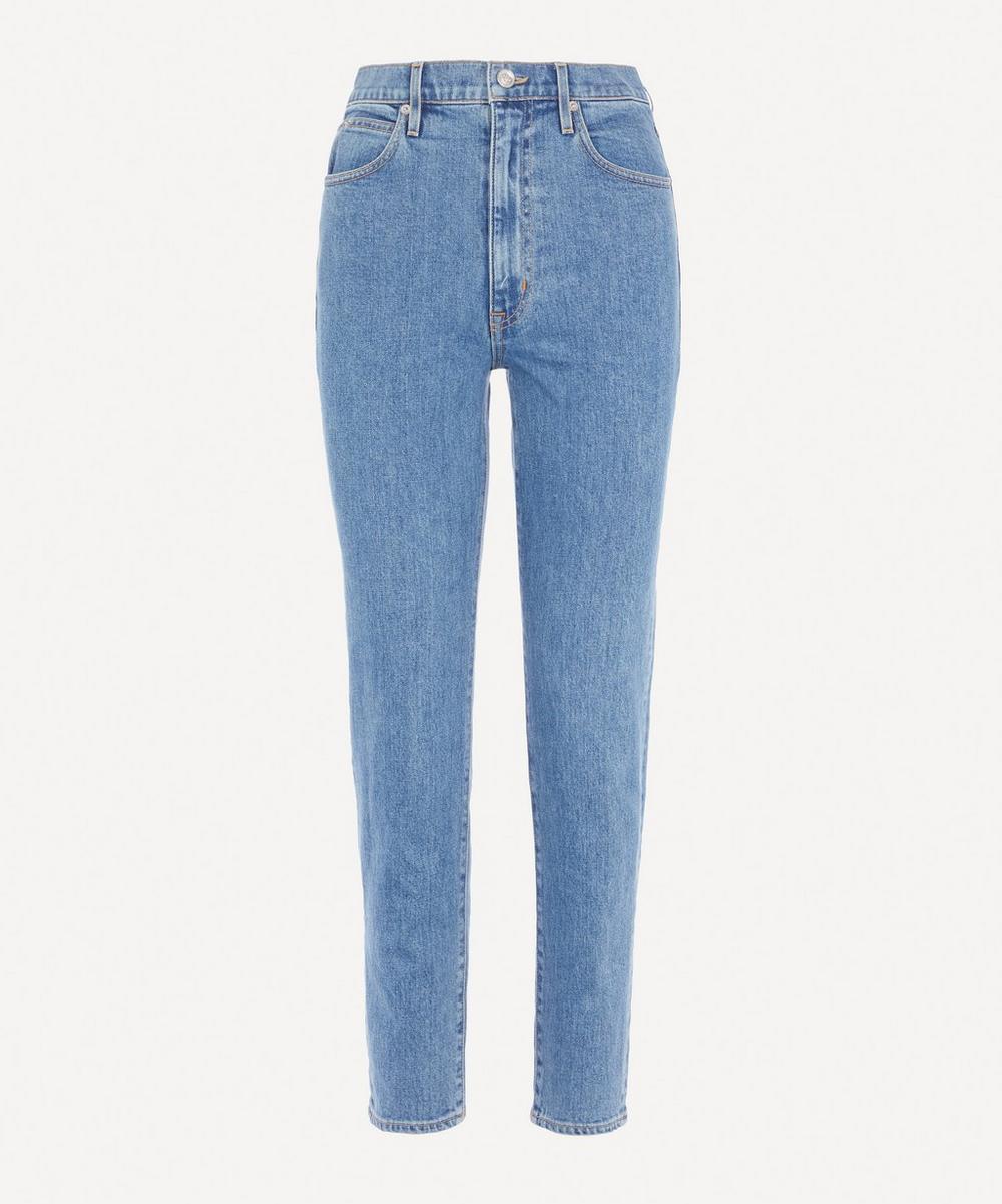 SLVRLAKE - Beatnik High-Rise Slim Jeans