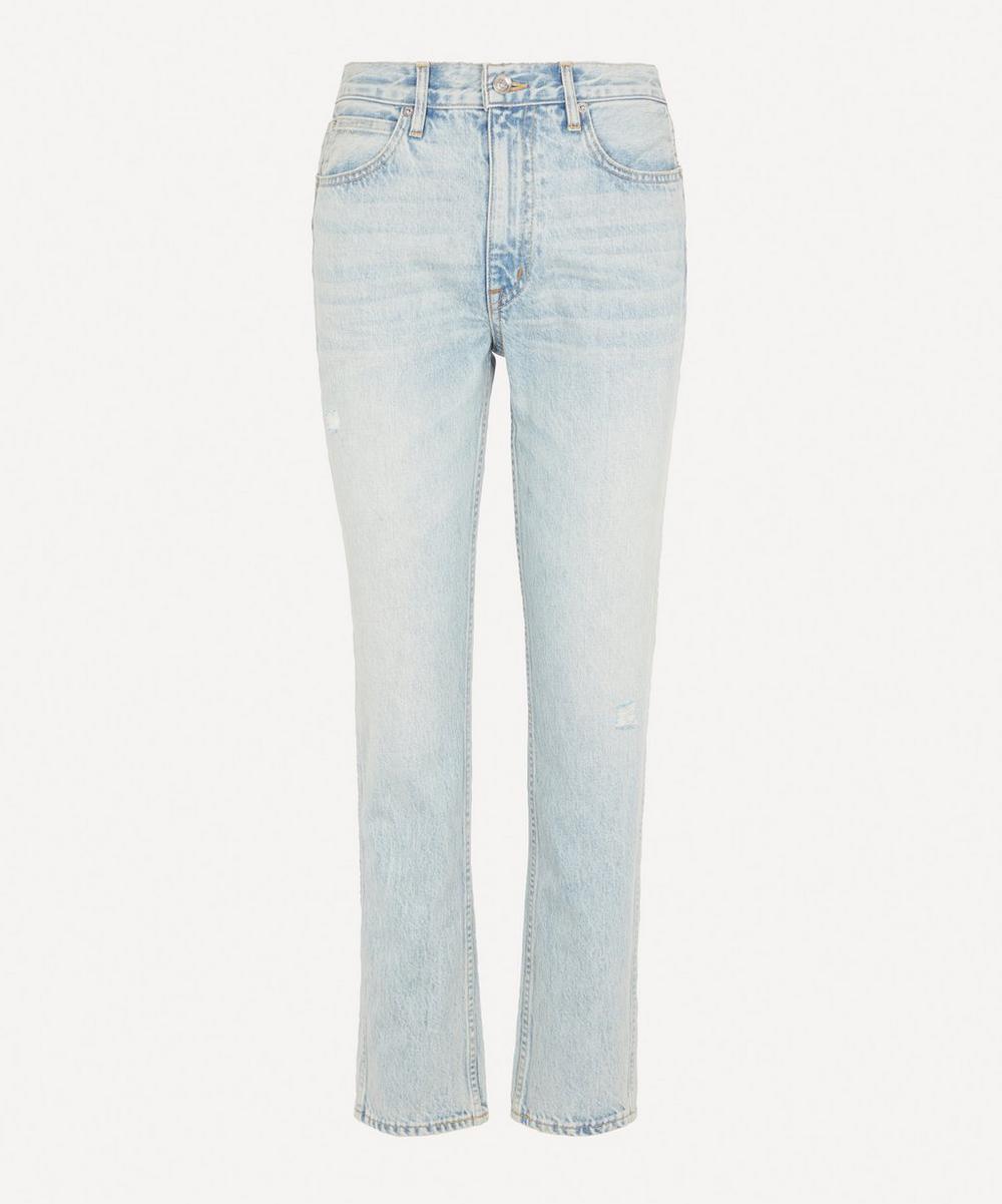 SLVRLAKE - Virginia Tapered Slim Jeans