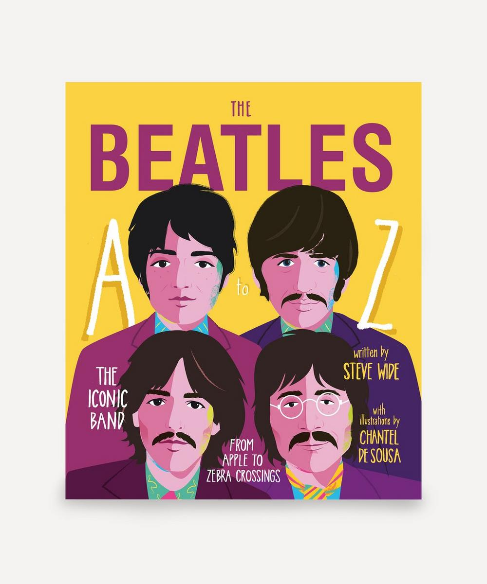 Bookspeed - The Beatles A to Z