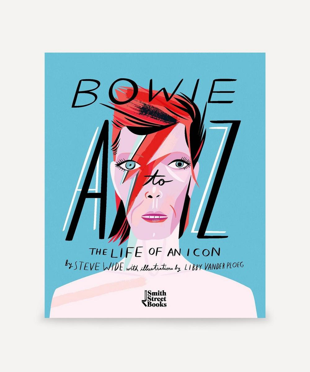 Bookspeed - Bowie A to Z